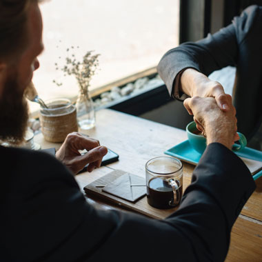 What does it mean for salespeople to truly put the customer first when seeking to ethically build client relationships and create sales opportunities?